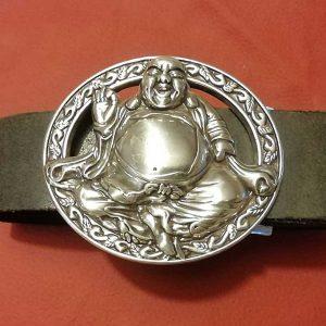 Armband, der lachende Dickbauch-Buddha