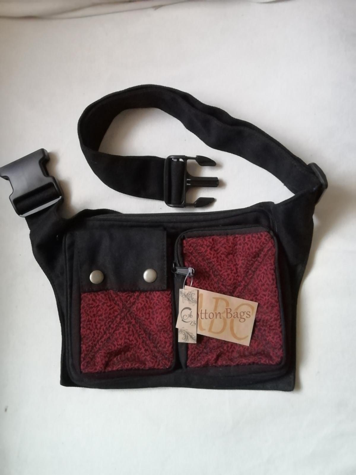 Taschengürtel, Cotton